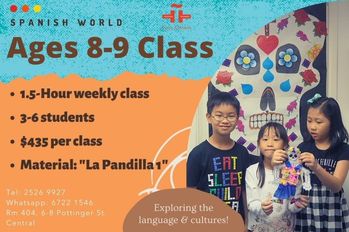 spanish-kids- class-ages-8-9-spanish-world